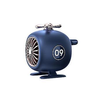 Mini Wireless Speaker 400MAH Cute Elicopter portabil Audio Stereo Audio audio| Boxe portabile (albastru)