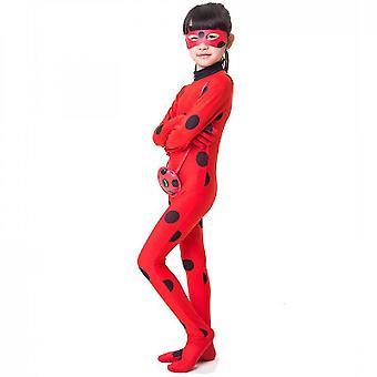 Costume per bambini Cosplay di Halloween Chlid Little Beetle Suit (da 110 a 120 cm)