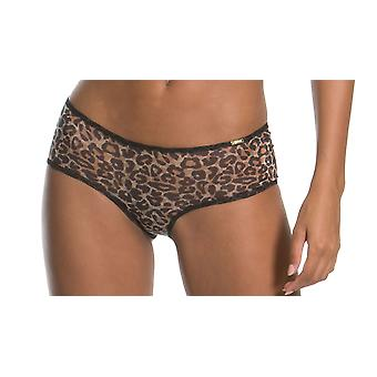 Gossard Glossies Leopard 13104 Kort Kort Kort Dyretrykk (ANP) CS