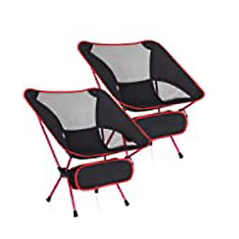 Folding Camping Chair Outdoor Garden Chair Lounger Seat for Beach Fishing BBQ 1PC