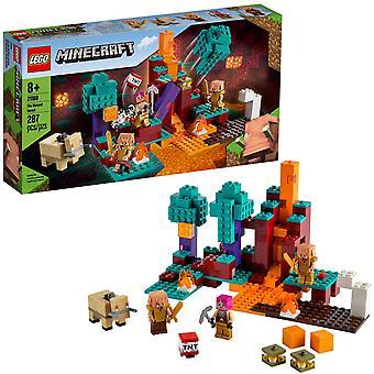 LEGO, Minecraft - La foresta deformata