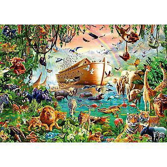 Bluebird Noah's Ark Jigsaw Puzzle (1000 Pieces)