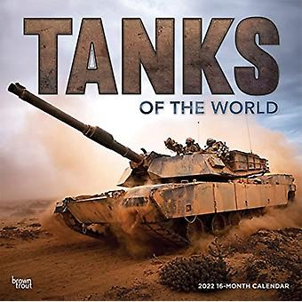 TANKS OF THE WORLD 2022 SQUARE by BROWNTROUT
