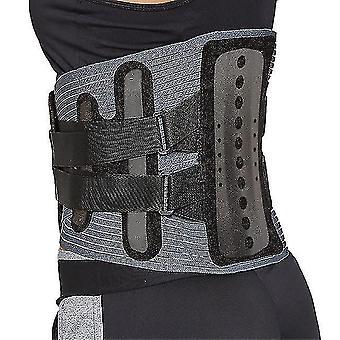 Gait belts men women adjustable waist trainer belt lower back brace spine support belt orthopedic breathable