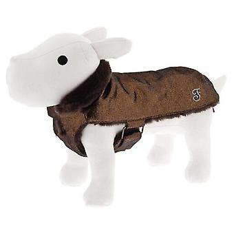 Ferribiella Zarina Coat Brown (Dogs , Dog Clothes , Coats and capes)