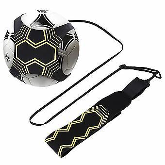 Freisprecheinrichtung Solo Kick Fußball Fußball Zug Hilfe Praxis Zubehör für Kind Kind