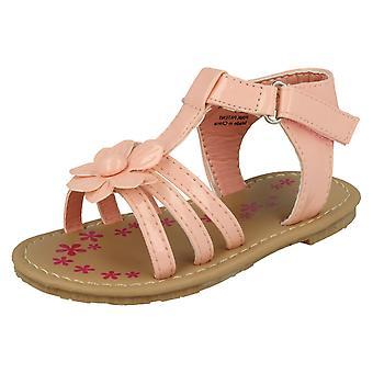 Mädchen-Spot auf flache Sommer Sandalen H0225