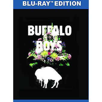 Buffalo Boys [Blu-ray] USA import