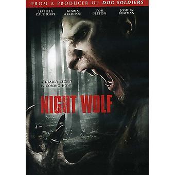 Lobo de la noche [DVD] los E.e.u.u. la importación