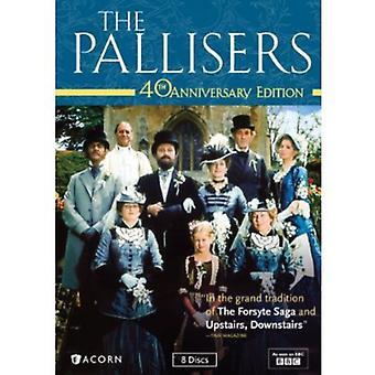 Pallisers: 40th Anniversary Edition [DVD] EUA importar