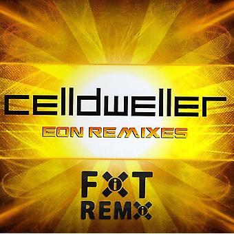 Celldweller - Eon Remixes [CD] USA import