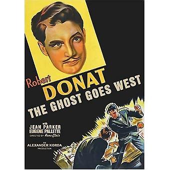 Ghost går West [DVD] USA import