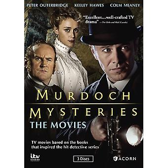 Murdoch Mysteries: The Movies [DVD] USA importieren