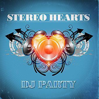 DJ パーティ - ステレオ心 [CD] USA 輸入