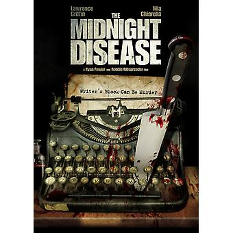 Mindight Disease [DVD] USA import