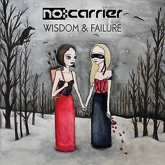 No: Carrier - Wisdom & Failure [CD] USA import