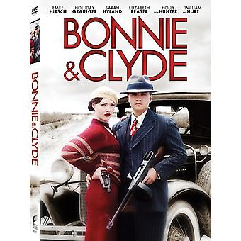 Bonnie & Clyde [DVD] USA import