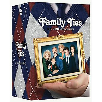 Family Ties: The Complete Series [DVD] USA import