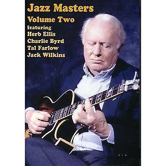 Jazz Masters - Vol. 2-Jazz Masters [DVD] USA import