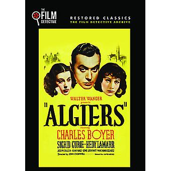 Algiers [DVD] USA import