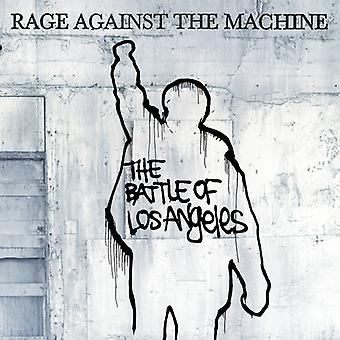 Rage Against the Machine - The Battle of Los Angeles [CD] USA import