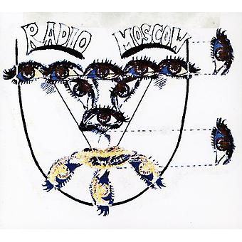 Radio Moscow - 3 & 3 Quarters [CD] USA import