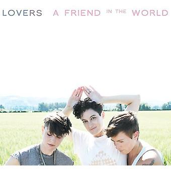 Lovers - Friend in the World [Vinyl] USA import