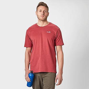 New Peter Storm Men's Heritage II Short Sleeve T-Shirt Red