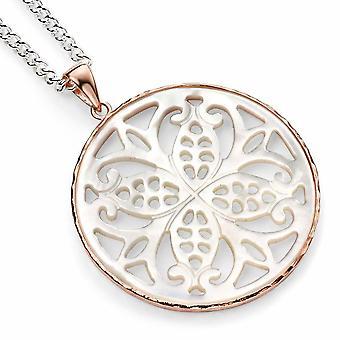 925 zilveren moeder van Pearl Necklace patronen