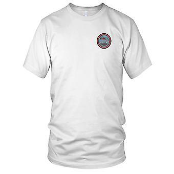 United States Coast Guard USCG - Küstenwache Sohn eines Afghanistan-Veteranen gestickt Patch - Kinder T Shirt