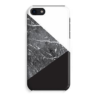 iPhone 8 pełny głowiczki (błyszcząca) - połączenie marmuru