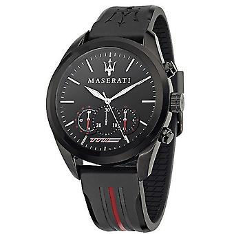 Maserati watches mens watch pole position R8871612004