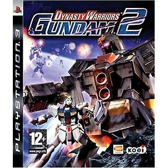 Dynasty Warriors Gundam 2 (PS3) - Neu