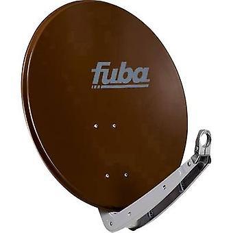 fuba DAA 650 B (土) アンテナ 65 cm 反射材: アルミニウム ブラウン