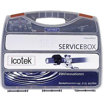 La pantalla EMV Icotek 88002 soporte 1 PC