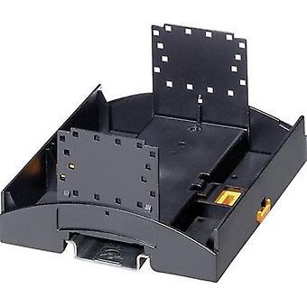 Phoenix Contact BC 107,6 UT HBUS BK DIN rail casing (bottom part) 89.7 x 107.6 x 62.6 Polycarbonate (PC) Black 1 pc(s)