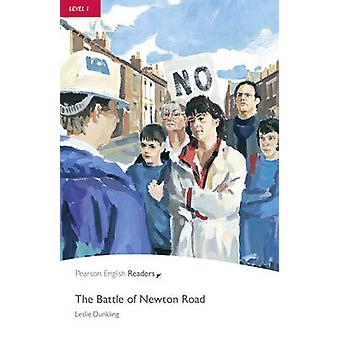 Niveau 1 slag van Newton Road Book en CD Pack door Leslie Dunkling
