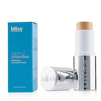 Bliss Center Of Attention Balancing Foundation Stick - # Shell (c) - 15g/0.52oz