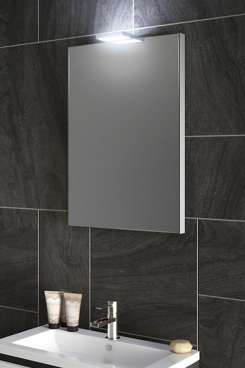 Segre Top Light Mirror with Sensor and Shaver Socket k488