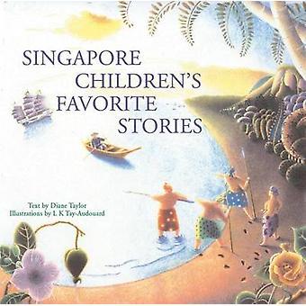 Singapore barns favorit berättelser av Diane Taylor - 9780794600976