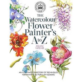 Kew - akvarel blomst malerens A til Z - en illustreret direktør