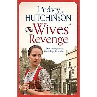 Zemsty żony przez Lindsey Hutchinson - 9781788542005 książki