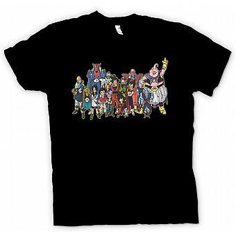 Kids T-shirt - Dragon Ball Z bende - Kids TV
