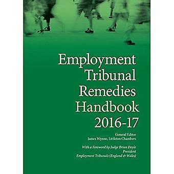 Employment Tribunal Remedies Handbook 2016-17
