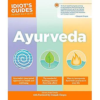 Ayurveda (Idiot's Guides�(Lifestyle))