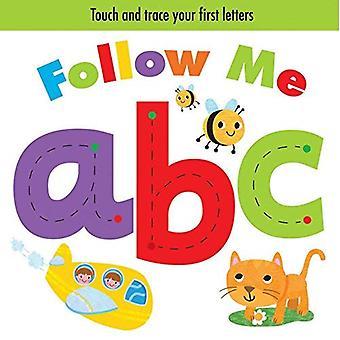 Follow Me ABC [Board book]