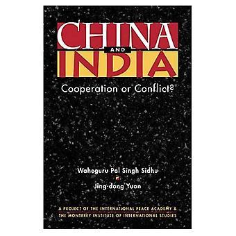 Kina och Indien: samarbete eller konflikt?