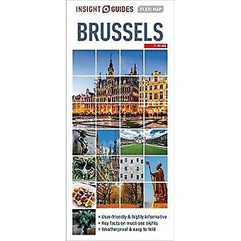 Insight Guides Flexi Map Brussels (Insight Flexi Maps)