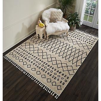 Marokkanische Shag MRS02 Creme Rechteck Teppiche traditionelle Teppiche