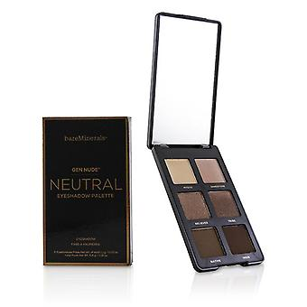 Bareminerals Gen Nude Eye Shadow Palette  - # Neutral - 6x1.1g/0.03oz
